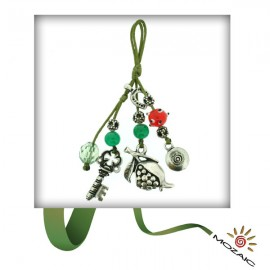 Green Wall Charms