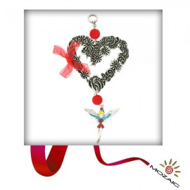 Red Heart Wall Charms